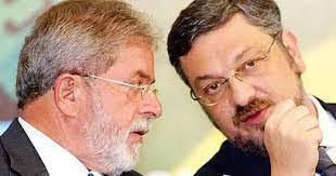 """Lula se diz """"decepcionado"""" com Palocci e reclama de termos usados por delator"""