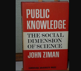 Public Knowledge  By J.M. Ziman