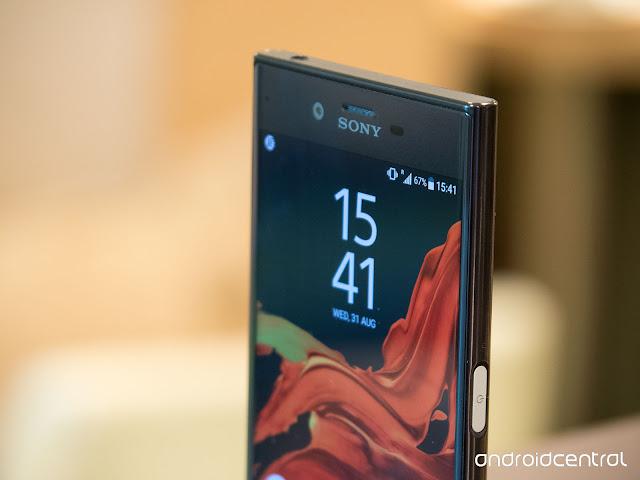 Smartphone Sony Xperia XA telah muncul secara online