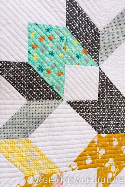 Nightingale Quilts Pattern Swift Wreath