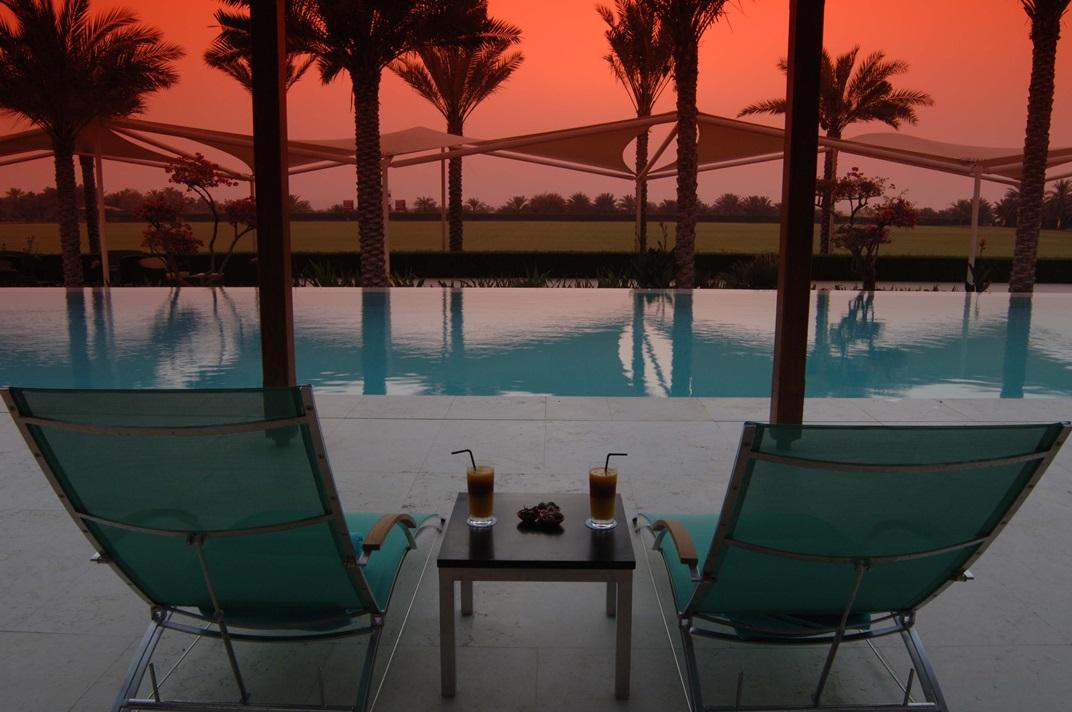 Luxury Life Design Desert Palm Retreat Dubai Voted