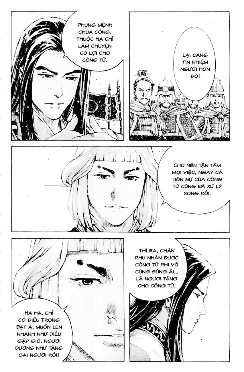 Hỏa phụng liêu nguyên Chương 402: Họa phúc chi giai [Remake] trang 8