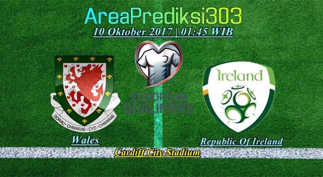 Prediksi Skor Wales vs Republik Irlandia 10 Oktober 2017
