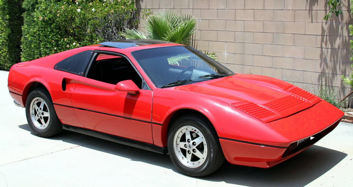 pontiac fiero chassis  daily turismo  so many pipes  1986
