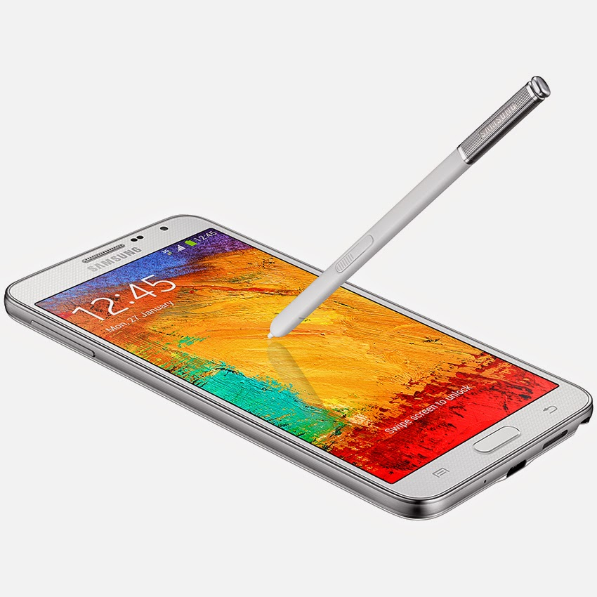 Samsung Terbaru Galaxy Note 3 Neo - 16 GB