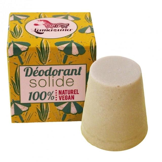 Deodorante vegan ecobio Lamazuna