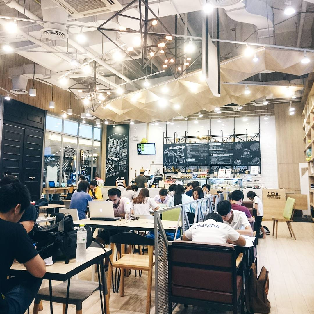 CAMP Co-Working Space   Chiang Mai
