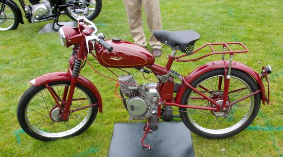 Ducati 60 - Left