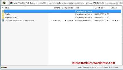 Foxit PhantomPDF Business v7.3.0.118  + Crack [Full] [MEGA]