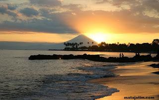 pantai senggigi lombok update