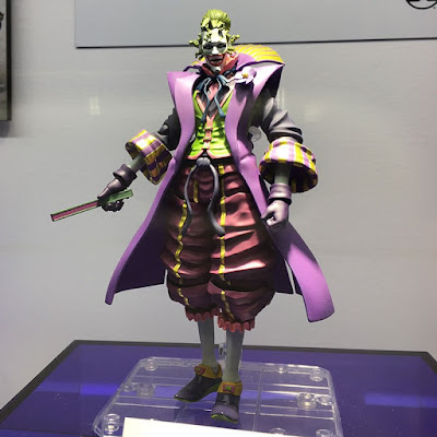 S.H.Figuarts DC – Batman Ninja – Joker