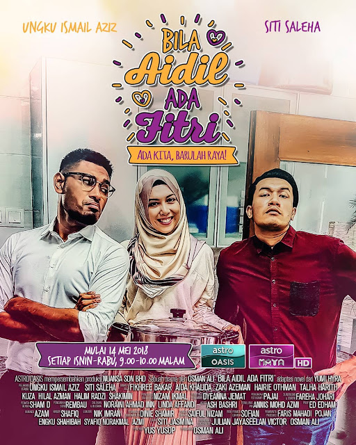 Tonton Drama Bila Aidil Ada Fitri Full Episod