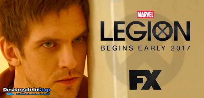 Legión Temporada 1 Completa HD 720p Latino Dual