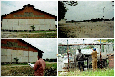 Lokasi Wisata Sejarah Kota Pekanbaru EKS KAWASAN PELABUHAN PEKANBARU pelindo