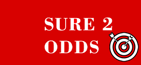 Sure 2 Odds For August 3 2018