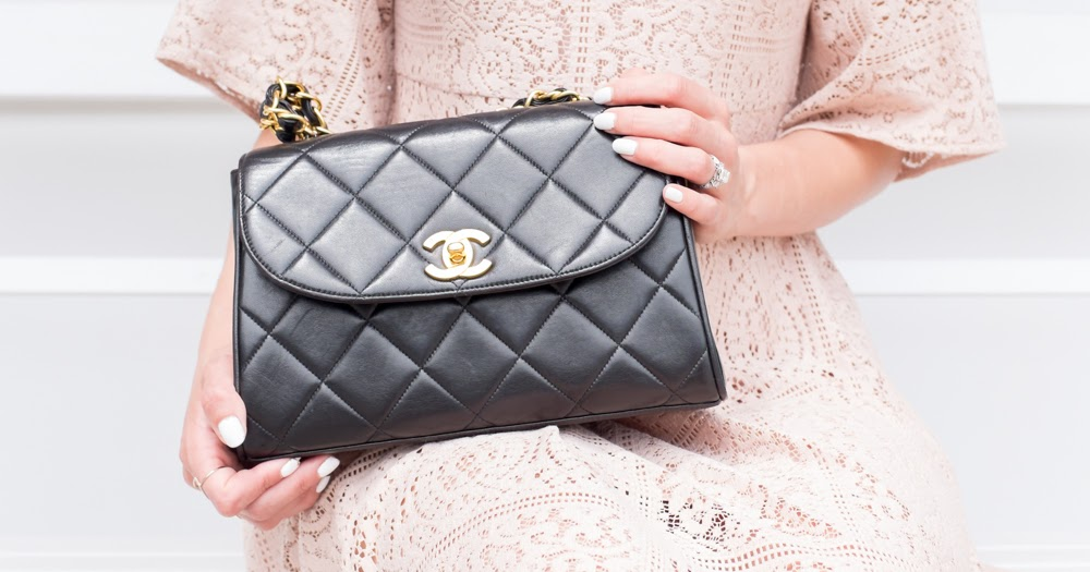 Ootd Tips For Buying Pre Loved Chanel La Petite Noob