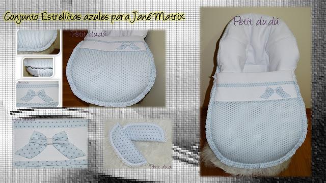 SACO JANE MATRIX PETITDUDU NIÑO