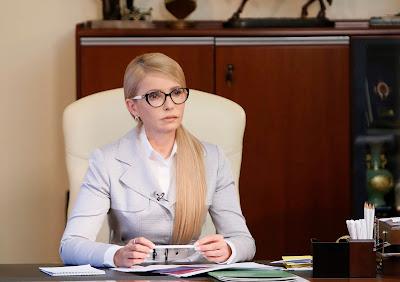 Тимошенко: Крым и Донбасс будут возвращены Украине. Точка