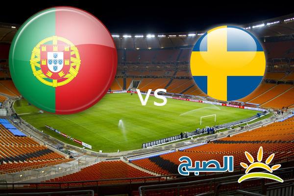 نتيجة مباراة البرتغال والسويد 3-2 اليوم الثلاثاء 28/3/2017