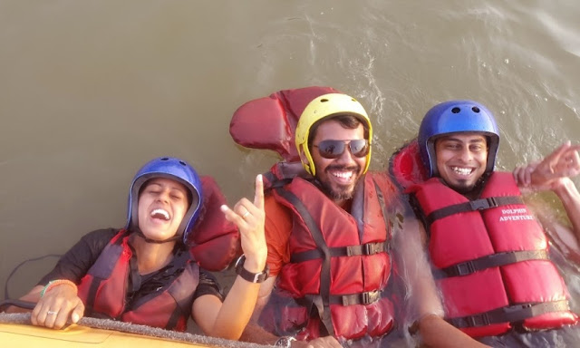Bheemeshwari White Water Rafting