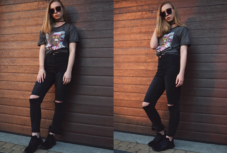 streetwear , grunge