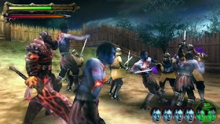 Download Undead Knights Game PSP for Android - www.pollogames.com