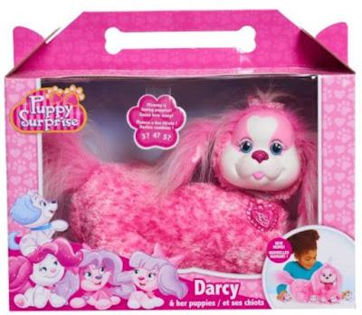 Песик Дарси (Darcy Puppy Surprise)