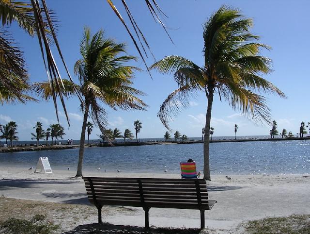 Outras praias legais em Miami