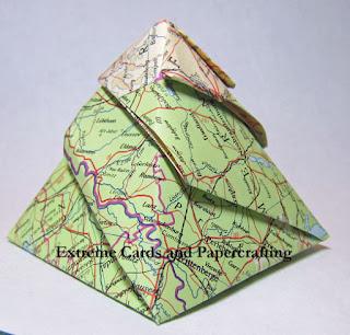 3d tree origami