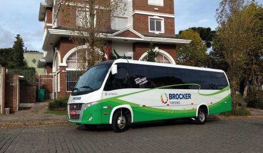 ônibus da Brocker