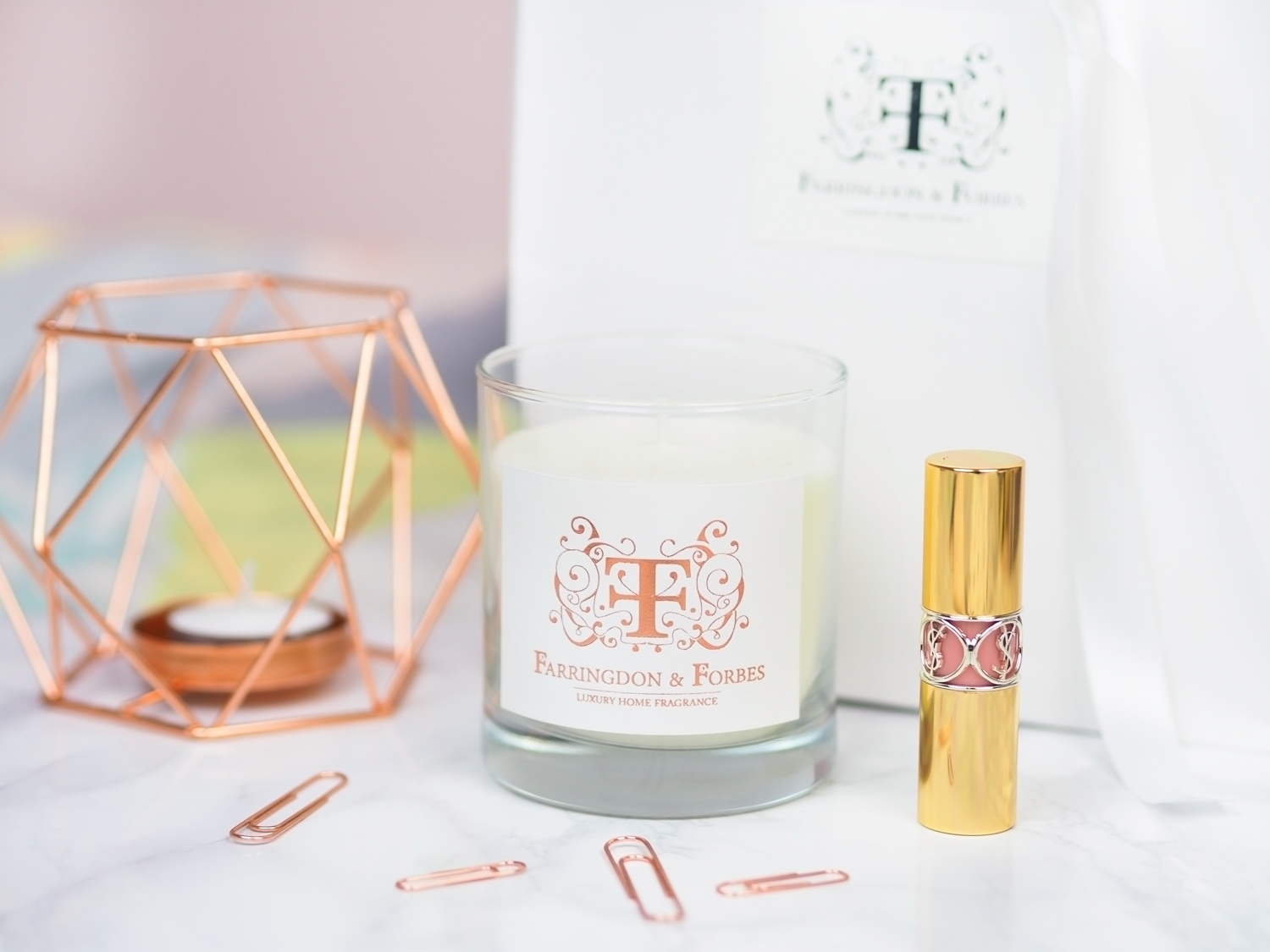Farringdon & Forbes Candles