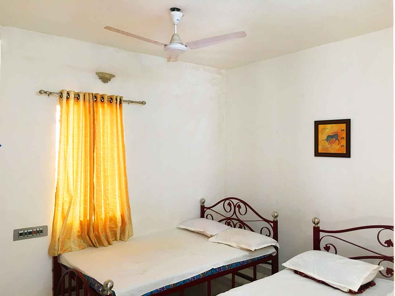 cottages for family stays in yelagiri
