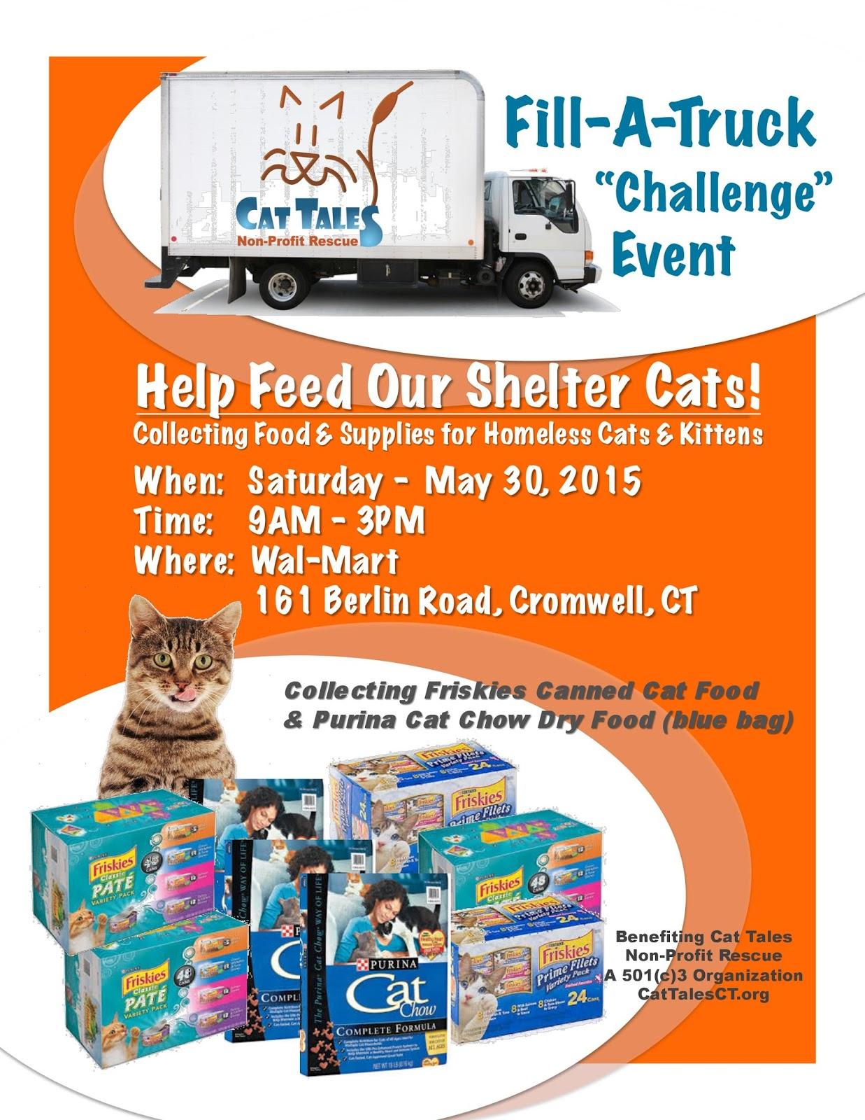 Middletowneye Cat Tales Fill A Truck Walmart In