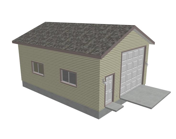 Steel Buildings – Barn Style Garage Plans For Free