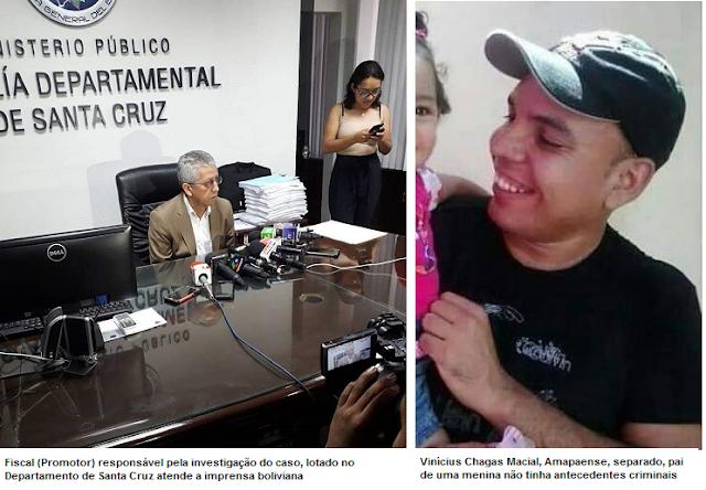 morte do Brasileiro na Bolívia