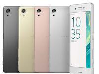 3 Bersaudara Dalam Keluarga Sony Xperia X dan Spesifikasi