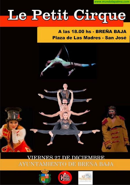 """NAVIDAD BREÑA BAJA: """"Le Petit Cirque"""""""