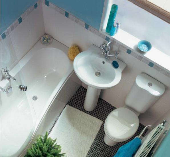 Azulejos bao pequeo bao con murete de separacin levantar muretes with azulejos bao pequeo - Como decorar un bano pequeno moderno ...