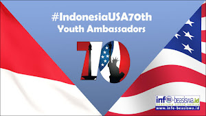Fully Funded: #IndonesiaUSA70th Youth Ambassadors