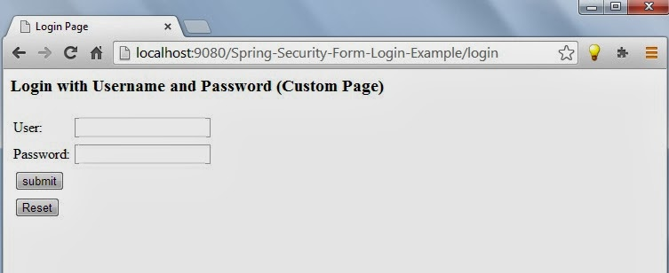 Java Work Flow - for Beginners on Kanhaiya's blog: Spring Security