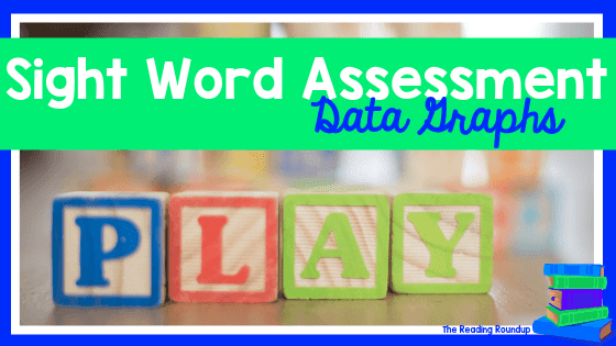 Assessments and data graphs are crucial for progress monitoring students' sight word mastery. Find out how I formally and informally assess students' sight word knowledge during guided reading using these FREE data graphs.