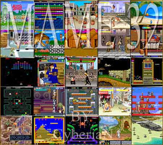 MAME32 GAMES COLLECTION Cover Photo