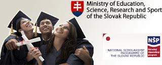 Beasiswa Kuliah Singkat di Slovakia untuk S2, S3, Dosen, Peneliti
