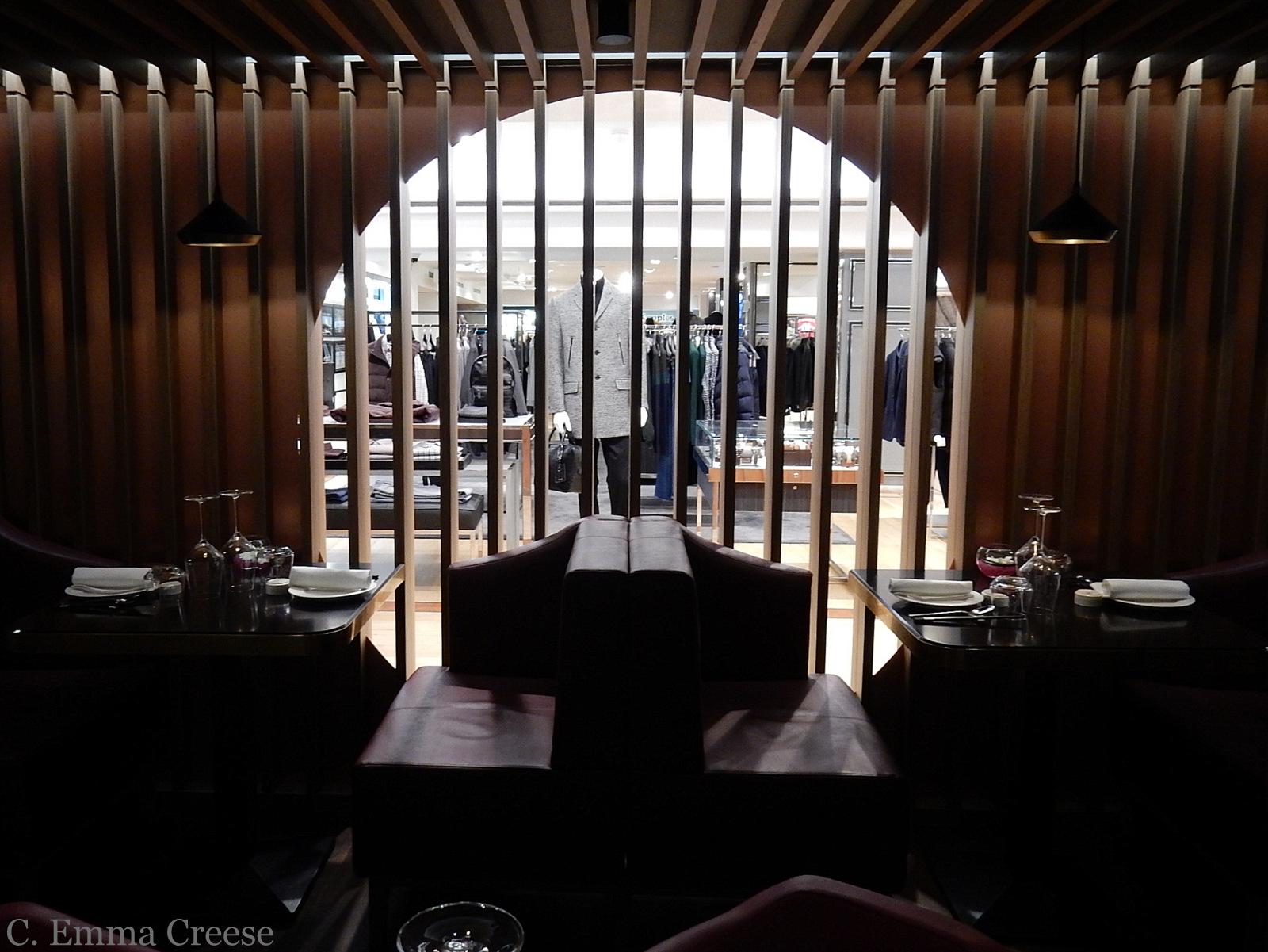 Elements Restaurant London Review