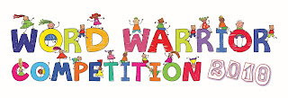 Word Warrior Competition 2018 logo
