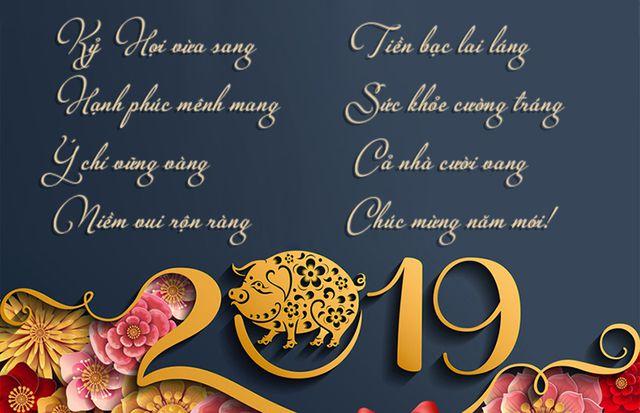 chia sẻ lời chúc tết cho 2019