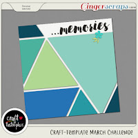 Template : March Template Challenge by Craft-tastrophic