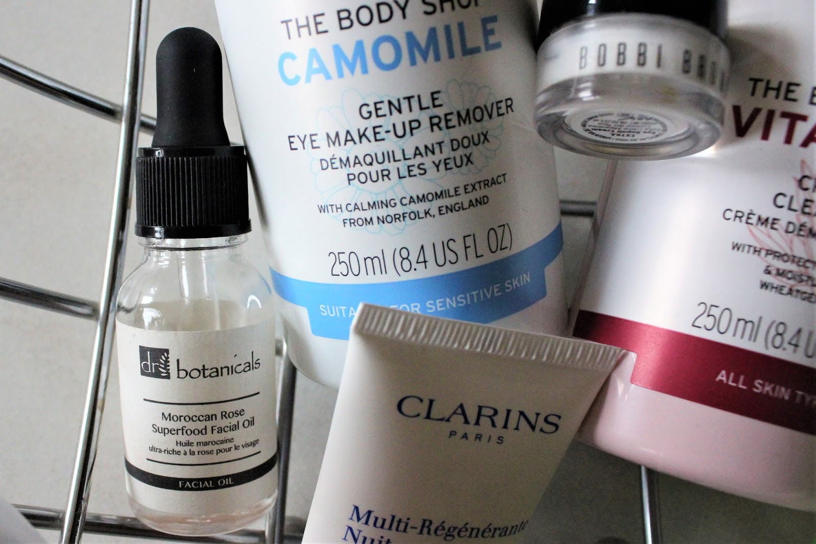 evening skincare essentials