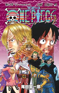 One Piece Manga Tomo 84