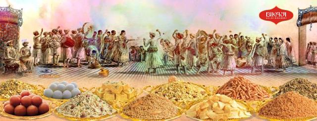 Bikaneri Bhujia and Snacks